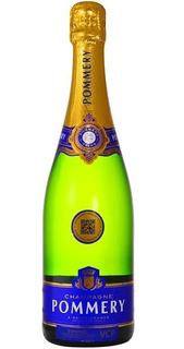 Champagne Pommery Brut Royal Champaña Estuche 750ml Frances