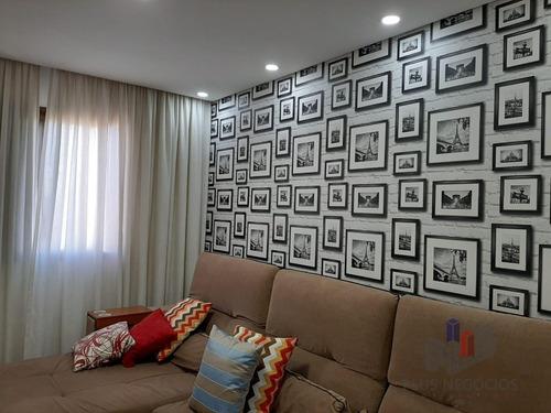 Apartamento À Venda Em Vila Principe De Gales - Ap007835