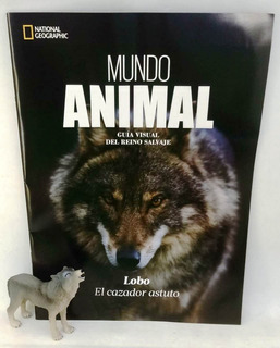 Mundo Animal National Geographic Nº 16 Lobo