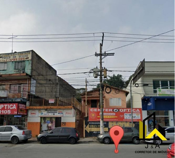 Terreno Para Venda Em Jandira, Centro - Te 00006_1-1373265