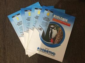 Coleção Objetivo - Intocáveis - Biologia