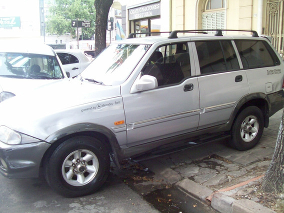 Ssangyong Musso 602 Td 2000 4x4