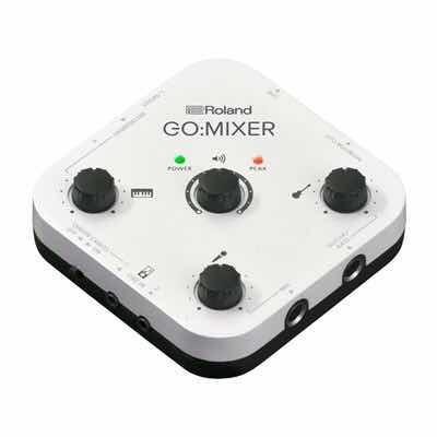 Mixer Para Smartphone Go Mixer - Roland