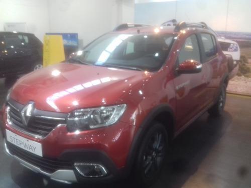 Nueva Renault Stepway Intens 1.6 16v Stock Oportunidad(jg)