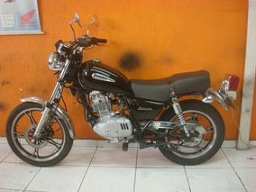 Suzuki Intruder 125 2008