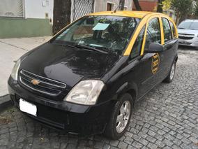 Vendo Licencia De Taxi + Chevrolet Meriva 2010