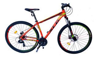 Bicicleta Slp Mtb Aluminio Rod. 29 100 Pro Envio Gratis
