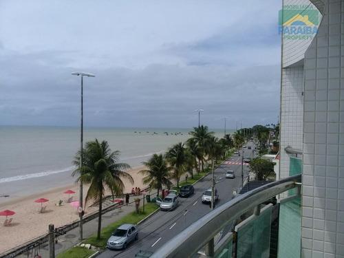 Imagem 1 de 15 de Flat Residencial Para Locação, Manaíra, João Pessoa. - Fl0056