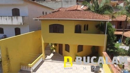 Imagem 1 de 5 de Casa Para Venda Com Edícula Em Itapecerica Da Serra - 3776-m