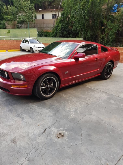 Mustang Gt Sincronico