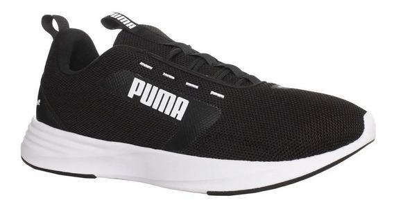 Zapatillas Puma Extractor Hombre - Negro