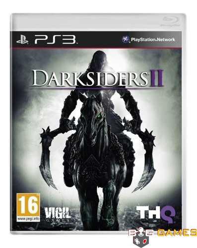 Darksiders Ii - Ps3 - Midia Fisica Lacrado