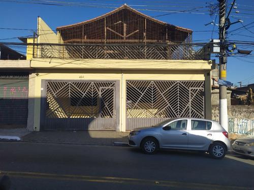 Imagem 1 de 14 de Casa Sapopemba - Vila Fátima - Com Edícula