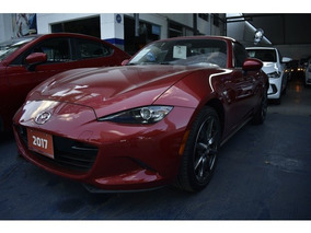 Mazda Mx-5 Grand Touring 2017 Seminuevos