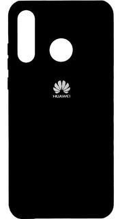 Funda Silicona Silicone Case Cover Huawei P20 Lite + Glass
