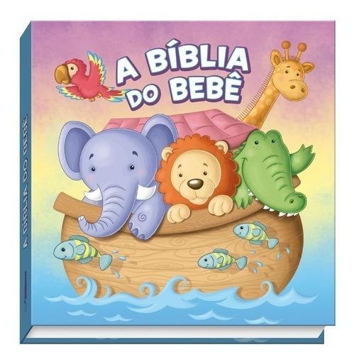 Livro A Biblia Do Bebe