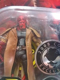 Hellboy Figura Comicom 2008 Súper Colección