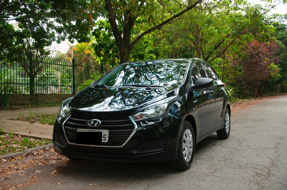 Hyundai Hb20 Confort 1.0 Flex - 2016/2017 - Único Dono