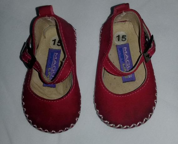Zapatos Para Bebe Magus Talla 15