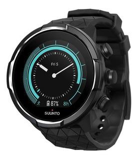 Reloj Suunto 9 G1 Baro Titanium Multideporte Inteligente Bateria Larga Duracion Barometro Gps Sumergible Vidrio Zafiro