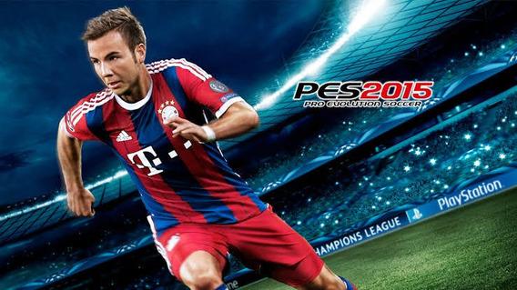 Pes 2015 Pro Evolution Soccer 2015 Pc