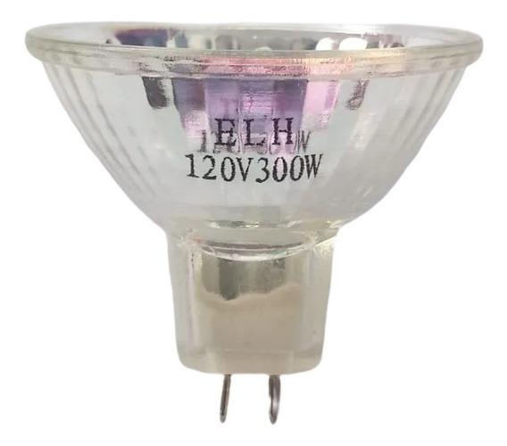 Lampada Elh 120v 300w Para Projetor Slides E Retroprojetor