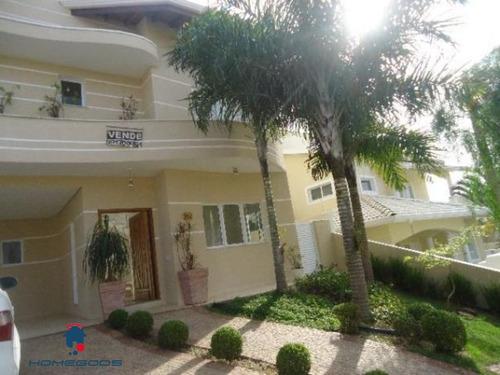 Imagem 1 de 9 de Casa Em Condominio -  Valinhos - Ca00062 - 3372505