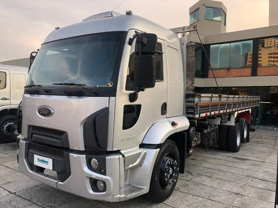 Ford 2429 Leito Ano 2013 Truck Carroceria / Financia 100%