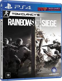 Rainbow Six Siege Ps4 Original 1 Digital 1