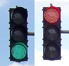Semáforos, Lamparas Led, Caras, Contadores, Controles