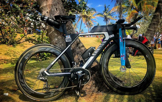 Bicicleta Triatlon Canyon Speedmax