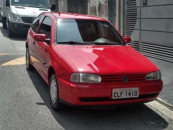 Volkswagen Gol 1.6 Ap Mi 97/98