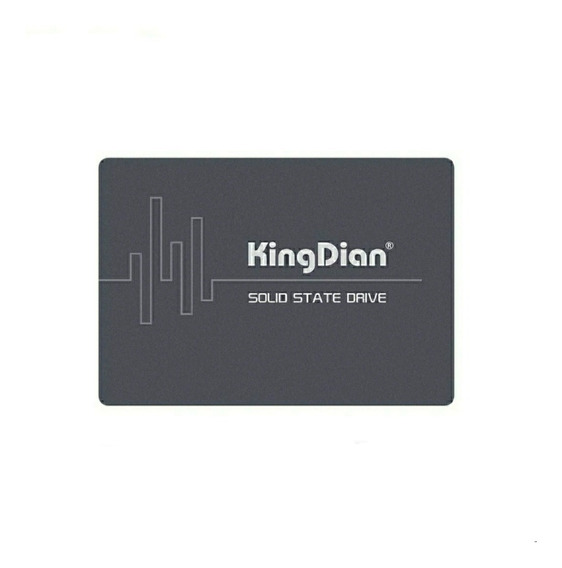 Hd Ssd Kingdian 128gb