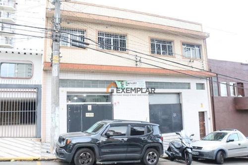Imagem 1 de 24 de Galpão Para Alugar Na Casa Verde - Ga0023
