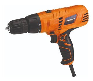 Taladro Atornillador Lusqtoff Electrico 300w 10mm Torque Reg