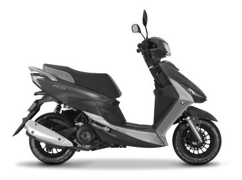 Zanella Scooter Styler 150 Rs Almagro