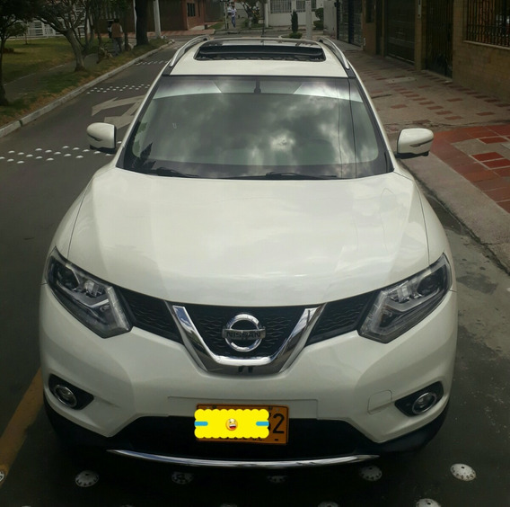 Nissan X-trail Nissan X-trail Exclusive 2016