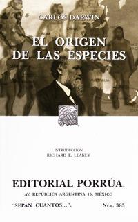 El Origen De Las Especies Darwin Libro Teoría De Evolución