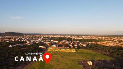 Terreno Loteamento Canaa