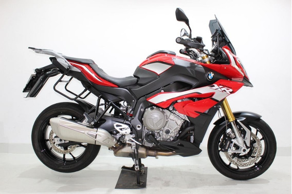 Bmw S 1000 Xr Limited Edition 2016 Vermelha