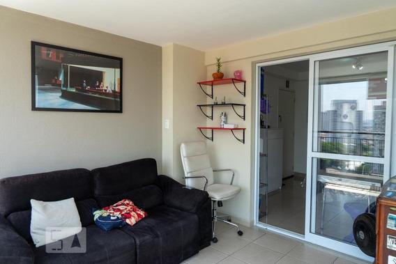 Apartamento Para Aluguel - Barra Funda, 1 Quarto, 36 - 893015501
