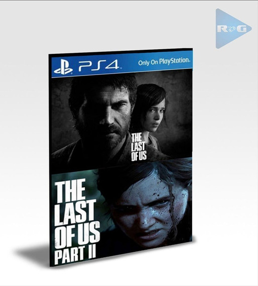The Last Of Us Part 1 E 2 Ps4 - Português - Envio Agora