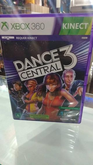 Dance Central 3 Kinect Xbox 360 Original