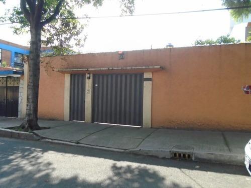 Casa En Venta, Portales Sur, Benito Juárez