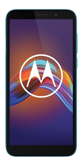 Celular Libre Moto E6 Play 5,45 2/32 13mp Azul