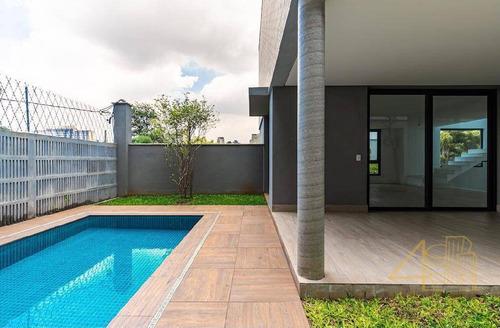 Casa À Venda, 272 M² Por R$ 4.500.000,00 - Moema - São Paulo/sp - Ca0522