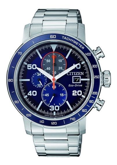 Relógio Citizen Eco Drive Cronografo Ca0640-86l / Tz31187f