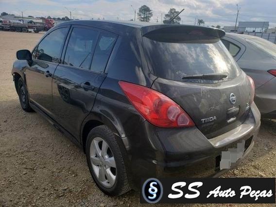 Sucata Nissan Tiida 2012 - Somente Retirar Peças