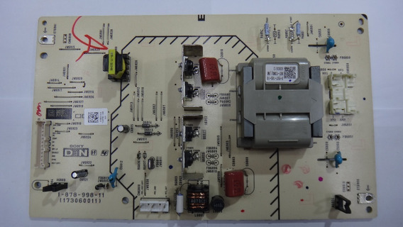 Placa Inverter 1-878-998-11 Kdl-52xbr9 Usada