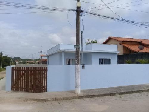 Imagem 1 de 12 de Casa 2 Dormitórios Para Venda Em Araruama, Estrada De São Vicente, 2 Dormitórios, 1 Banheiro, 2 Vagas - 83_2-239037